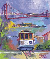 San Francisco 2 Fine-Art Print