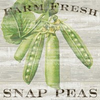 Farm Fresh Peas Fine-Art Print