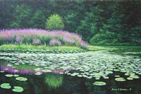 Stratford Marsh Fine-Art Print