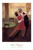 Del Tango Fine-Art Print