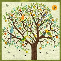 Bird Calls XXIV Fine-Art Print