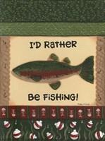 Fishing II Fine-Art Print