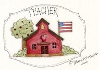 Teacher/School Fine-Art Print