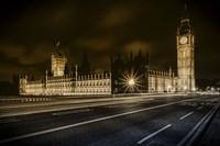 Houses of Parliament Fine-Art Print