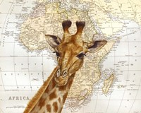 Out of Africa Fine-Art Print
