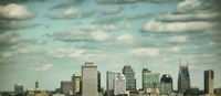 Downtown Nashville After Sunrise Fine-Art Print