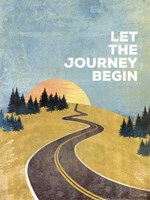 Let the Journey Begin Fine-Art Print