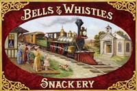 Bells & Whistles Train Fine-Art Print