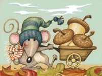 Barrow Mouse Fine-Art Print