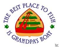 Grandpa's Boat Fine-Art Print