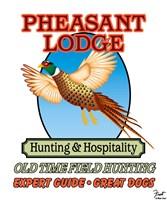 Pheasant Lodge Fine-Art Print