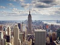 NYC The Empire Fine-Art Print