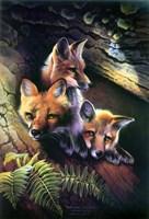 Three Musketeers Fine-Art Print