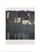 Unterach Manor Fine-Art Print