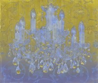 Champagne Ballroom Fine-Art Print