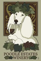 Poodle Estates Winery Fine-Art Print