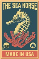 The Sea Horse Fine-Art Print