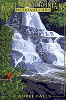 Laurel Falls Fine-Art Print