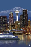 Seattle Fine-Art Print