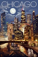 Chicago IL Fine-Art Print