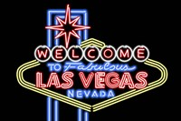 Welcome to Las Vegas Fine-Art Print