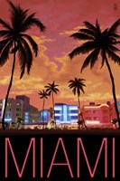 Miami FL Fine-Art Print