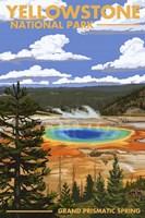 Yellowstone 2 Fine-Art Print