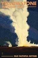 Yellowstone 3 Fine-Art Print