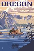 Oregon Fine-Art Print