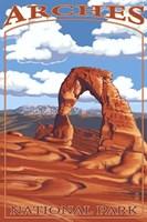 Arches 2 Fine-Art Print