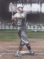 Babe Ruth as a Red Sox Fine-Art Print