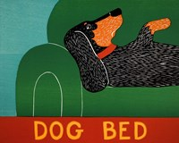 Dog Bed Dachshund Fine-Art Print