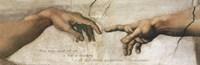 The Creation of Adam Fine-Art Print