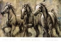 Desert Kings Fine-Art Print