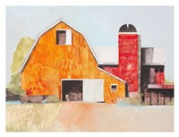 Barn No. 3 Fine-Art Print