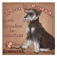 To Forgive Is Canine Fine-Art Print