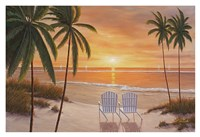 Tropical Sun Watch Fine-Art Print