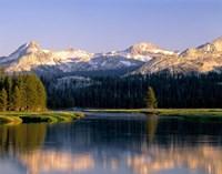 Tuolumne River, Yosemite National Park, California Fine-Art Print