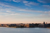 US Naval Academy, Severn River, Annapolis, Maryland Fine-Art Print
