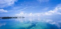 Cloudy Ocean, Florida Keys, Florida Fine-Art Print