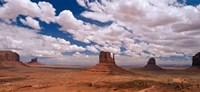 Monument Valley Tribal Park, AZ Fine-Art Print