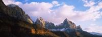 The Watchman, Zion National Park, Utah Fine-Art Print