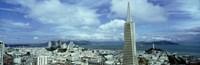 Skyline with Transamerica Building, San Fransisco Fine-Art Print