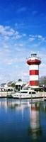 Harbour Town Lighthouse, Hilton Head Island, South Carolina Fine-Art Print