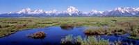 Grand Teton Park, Wyoming Fine-Art Print