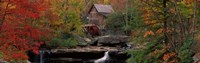 Glade Creek Grist Mill, West Virginia Fine-Art Print