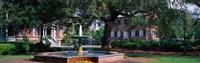 Columbia Square Historic District, Savannah, GA Fine-Art Print