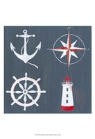 Nautical Quadrant I Fine-Art Print