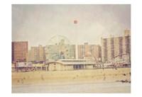 Coney Island Ferris 2 Fine-Art Print