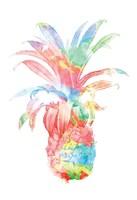 Colorful Pineapple Clean Fine-Art Print